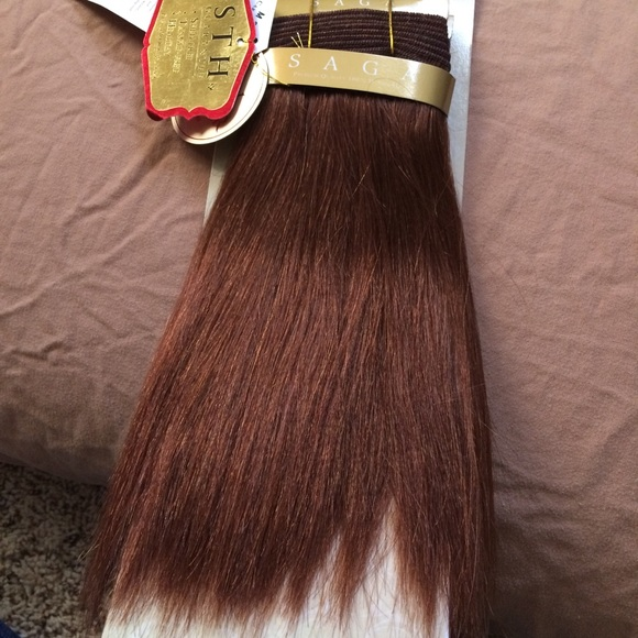 Accessories Red Brown Hair Weave Extensions Poshmark